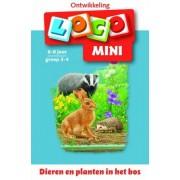 Loco Mini Loco - Dieren en Planten in het Bos (6-8 jaar)