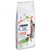 15kg Cat Chow Special Care Sensitive lazac száraz macskatáp