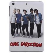 iPad Mini 2, iPad Mini 3 WOS Hard Cover - One Direction - Wit