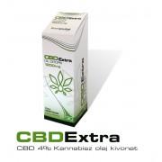 CBD Extra Orvosi Kenderolaj 4%, 30ml, 1200mg