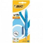 Stilou Bic Easy Clic standard blister 3043