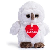 Lumpin Merlin bagoly fehér, kicsi