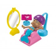 Fisher-Price Nickelodeon Bubble Guppies Snap and Dress Hair Salon