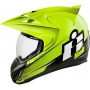 Icon Variant Double Stack Helmet Yellow XS
