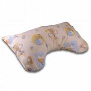 MOLLIN Polisztirol gyöngy baba-mama + sárga mintás pamut huzat (szoptatáshoz)