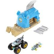 Hot wheels monster trucks verseny játékkészlet