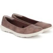 Skechers GO WALK LITE Walking Shoes For Women(Brown)