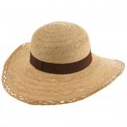 FASHIONDESIGN cappello in paglia a tesa larga