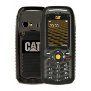 Caterpillar CAT B25 DUAL SIM Black - Nero