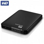 "HDD External 1TB WESTERN DIGITAL Elements Portable, WDBUZG0010BBK-EESN, USB 3.0, 8 MB, 5.400 rpm, 2.5"""