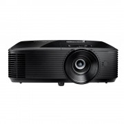 Proiector OPTOMA HD144X, DLP 3D, FHD 1920x1080, 3200 lumeni, 23.000:1, lampa 12000 ore, 2x HDMI (1.4a 3D support) + MHL, Audio Out 3.5mm, 12V