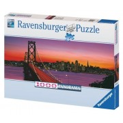 Puzzle Podul Oakley Bay - San Francisco, 1000 piese