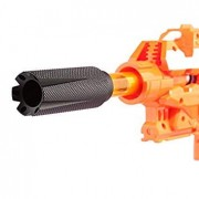 Bloomerang Worker Ak Series Flash Hider Version C for Nerf N-Strike Elite Retaliator Toys Accessory