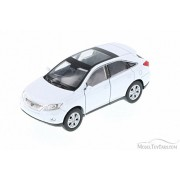"""Welly - 4.5"""" Scaled Model Lexus RX 450H White"""