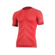 Relieve koszulka męska W02 (czerwony)
