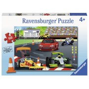 PUZZLE CURSE, 60 PIESE - RAVENSBURGER (RVSPC09515)