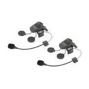 Sena SMH5-FM Radio Bluetooth Dual Pack Headset Jet / Flip-Up