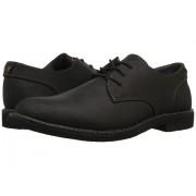 Nunn Bush Linwood Plain Toe Oxford Black Leather