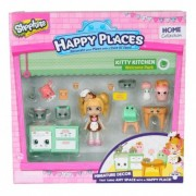 Shopkins Welcome Pack Kitty Kitchen S1