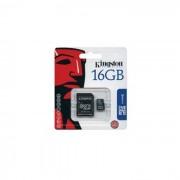 Kingston carte mémoire microsd sdhc 16 go ( classe 4 ) d'origine pour Samsung Galaxy j1