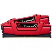G.SKILL 16GB (2 x 8GB) Ripjaws V Series DDR4 PC4-21300 2666MHz Intel Z170 Platform / Intel X99 Platform Desktop Memory Model F4-2666C15D-16GVR