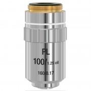Bresser Objectif plan achromatique 100x (immersion d'huile)
