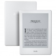 Amazon All-New Kindle E-reader 6″ Pantalla Táctil Sin Reflejos Wi-Fi - Blanco