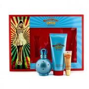 Circus Fantasy Coffret: Eau De Parfum Spray 50ml/1.7oz + Body Souffle 100ml/3.3oz + Lip Gloss 8ml/0.27oz 3pcs Circus Fantasy Комплект: Парфțм Спрей 50мл + Суфле за Тяло 100мл + Гланц за Устни 8мл