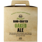 Muntons Hand-Crafted Oaked Ale 3.6 kg