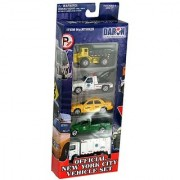 Daron New York City Official Vehicle Set 5-Piece