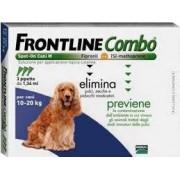 Merial Italia Frontline Combo spot on Cani da 10 a 20 kg (3 pipette)