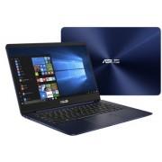 """Asus UX430UN-GV072R Intel Core i7-8550U/14""""FHD/16GB/256GB SSD/GF MX150-2GB/Win10 PRO/Blue"""