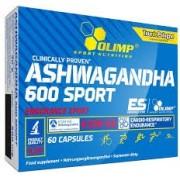 Olimp Nutrition Ashwagandha 600 - 60 kapszula idegrendszer és vitalitás támogatás, stressz ellen