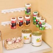 Clipsuri pentru prindere doze condimente-set 3 buc