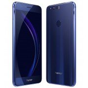 "Smartphone, Huawei Honor 8, Dual SIM, 5.2"", Arm Octa (2.3G), 4GB RAM, 32GB Storage, Android, Blue (6901443137596)"