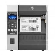Zebra TT Printer ZT620, 6, 203 bluetooth, seriale rs-232 usb nessuna opzione. - ZT62062-T0E0100Z