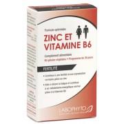 Zinc et Vitamine B6 Cure 1 Mois