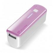 Cellular Line Usb Pocket Charger 2600 - Universale Rosa