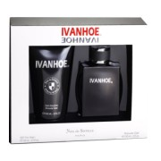 Paris Bleu Ivanhoe - zestaw, woda toaletowa, żel pod prysznic