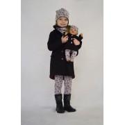Dívčí zimní vyteplená čepice Minnie