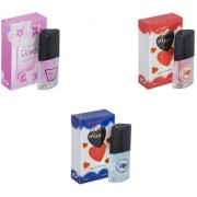 Skyedventures Set of 3 Rose-Younge Heart Blue-Younge Heart Red Perfume
