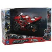 New ray 01993 modellino moto honda cbr scala 1:12 con luci e suoni colori assortiti (no scelta)