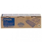 Epson 0438 Original Toner Cartridge C13S050438 Black
