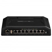 SWITCH UBIQUITI TS-8-PRO - 8XRJ-45 10/100/1000 POE - CONFIGURABLE PASSIVE POE 24/48V - 150W