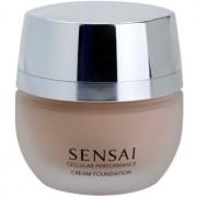 Sensai Cellular Performance Foundations maquillaje en crema SPF 15 tono CF 12 Soft Beige 30 ml