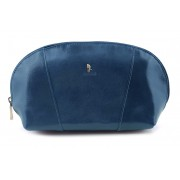 Kosmetyczka damska Puccini P-1503 w kolorze niebieskim
