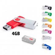 Memorias Usb promocionales Togu 4GB