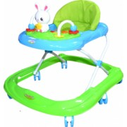 Premergator pentru bebelusi cu muzica model Iepuras verde