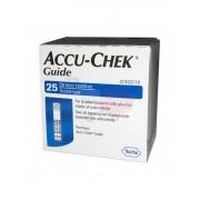Roche Accu-Chek Guide - 25 Strisce Reattive Per Il Controllo Della Glicemia