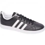 Adidas Zwarte Advantage adidas maat 9